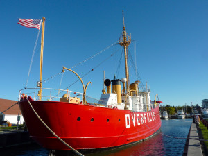 Lightship Overfalls- exterior