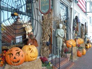 Halloween Street in St. Michaels