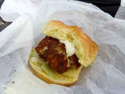 Crab Cake from Al's