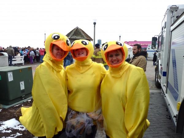 Costume- ducks