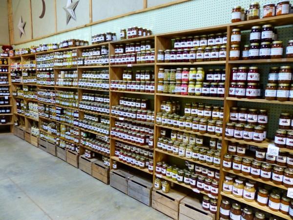 Buckland Farm Market- Jam