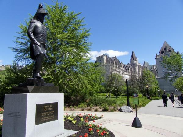 Fairmont- Exterior- in Ottawa