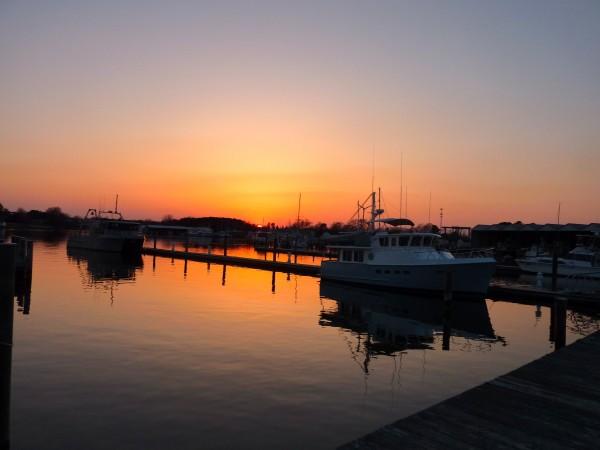 Solomons Sunset 2