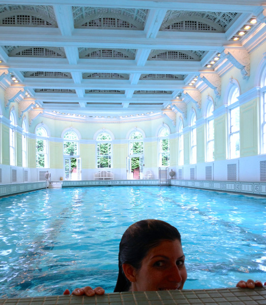 Homestead indoor pool