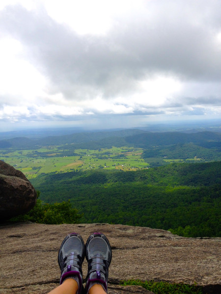 Thursday- Old Rag- View