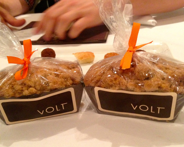 Volt Breakfast!