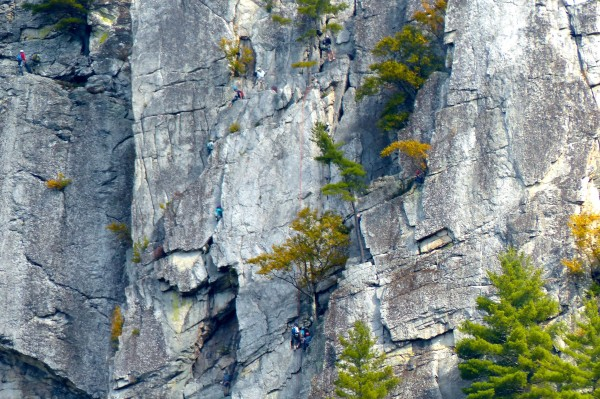 Seneca Rocks 2