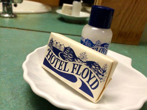 Floyd Hotel- soap