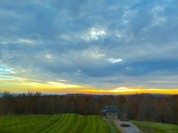 Primland- sunset