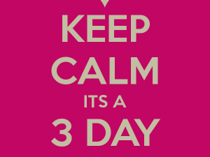 keep-calm-its-a-3-day-weekend