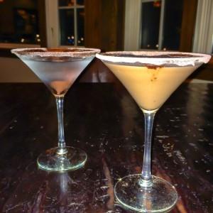 Hotel Hershey- chocolate martinis