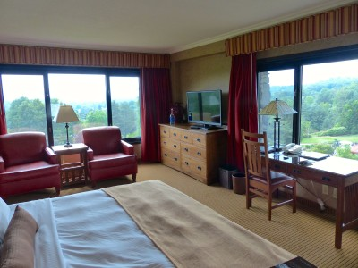 Grove Park Inn- room
