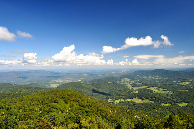 Shenandoah- Summer Getaways from D.C.