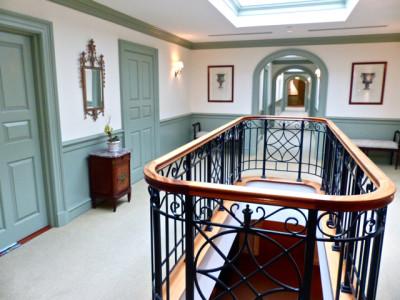 Keswick Hall - Hallway