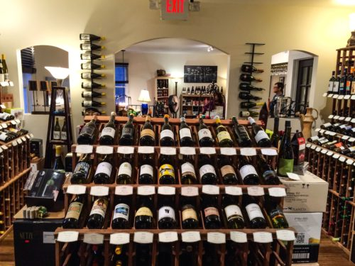 Clifton Virginia-- Clifton Wine Shop