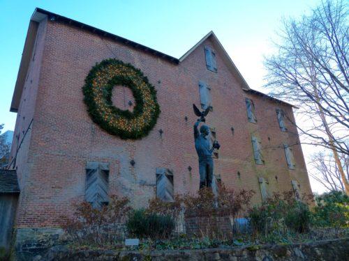 Holidays in the Brandywine Valley- Brandywine River Museum