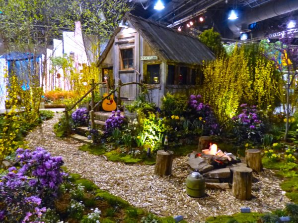 Philadelphia- Philadelphia Flower Show- The Parent Trap