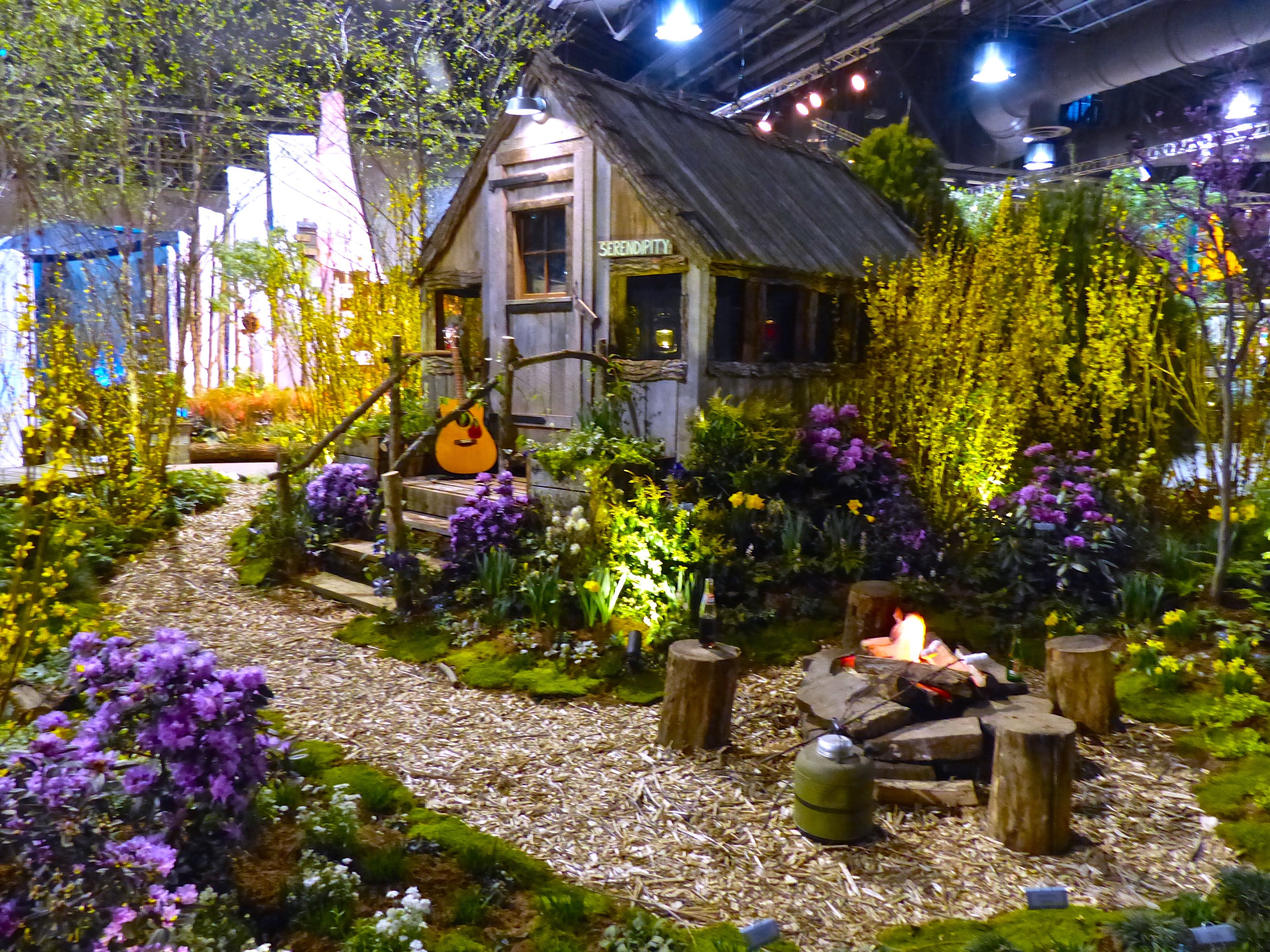 Out and About The 2015 Philadelphia Flower Show