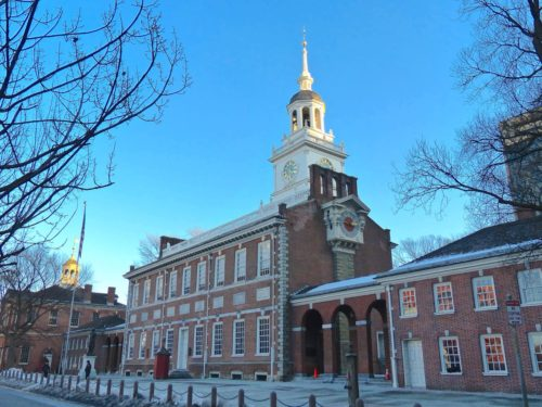 2 Days in Philadelphia - Independence Hall