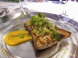 Underground Kitchen- fish course