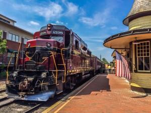Bucks County- New Hope Railroad 2