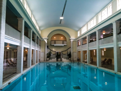Omni Bedford Springs Review- pool 2