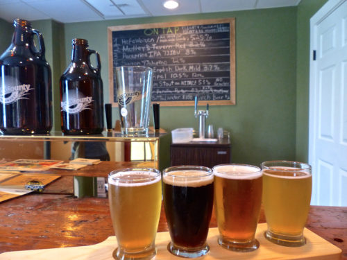 Bucks County- Bucks County Brewery