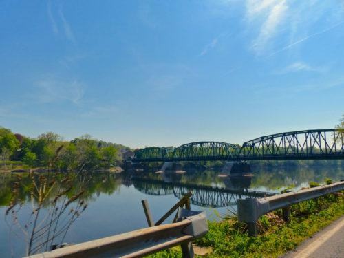 Bucks County- Covered Bridge Drive Scenery 2