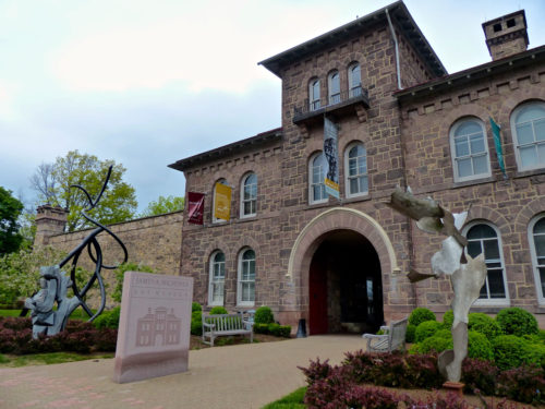 Bucks County- Doylestown- James A. Michener Art Museum