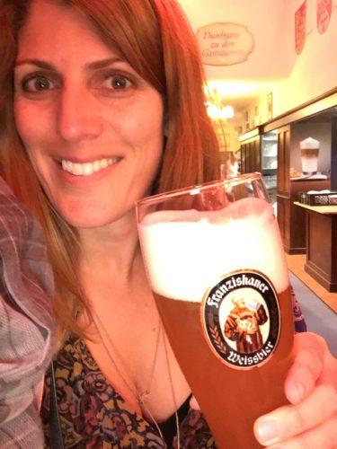 Munich- Hofbrauhaus selfie