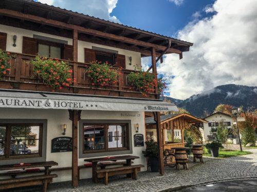 Oberammergau- 's Wirtshaus