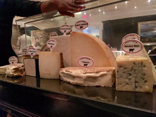 Holidays at the National Harbor- Maitre d'Fromage