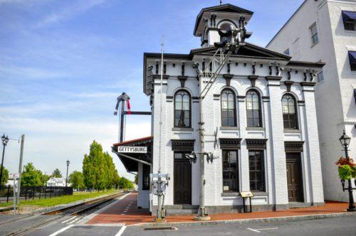 gettysburg-getaway-lincoln-square-gettysburg-train-station