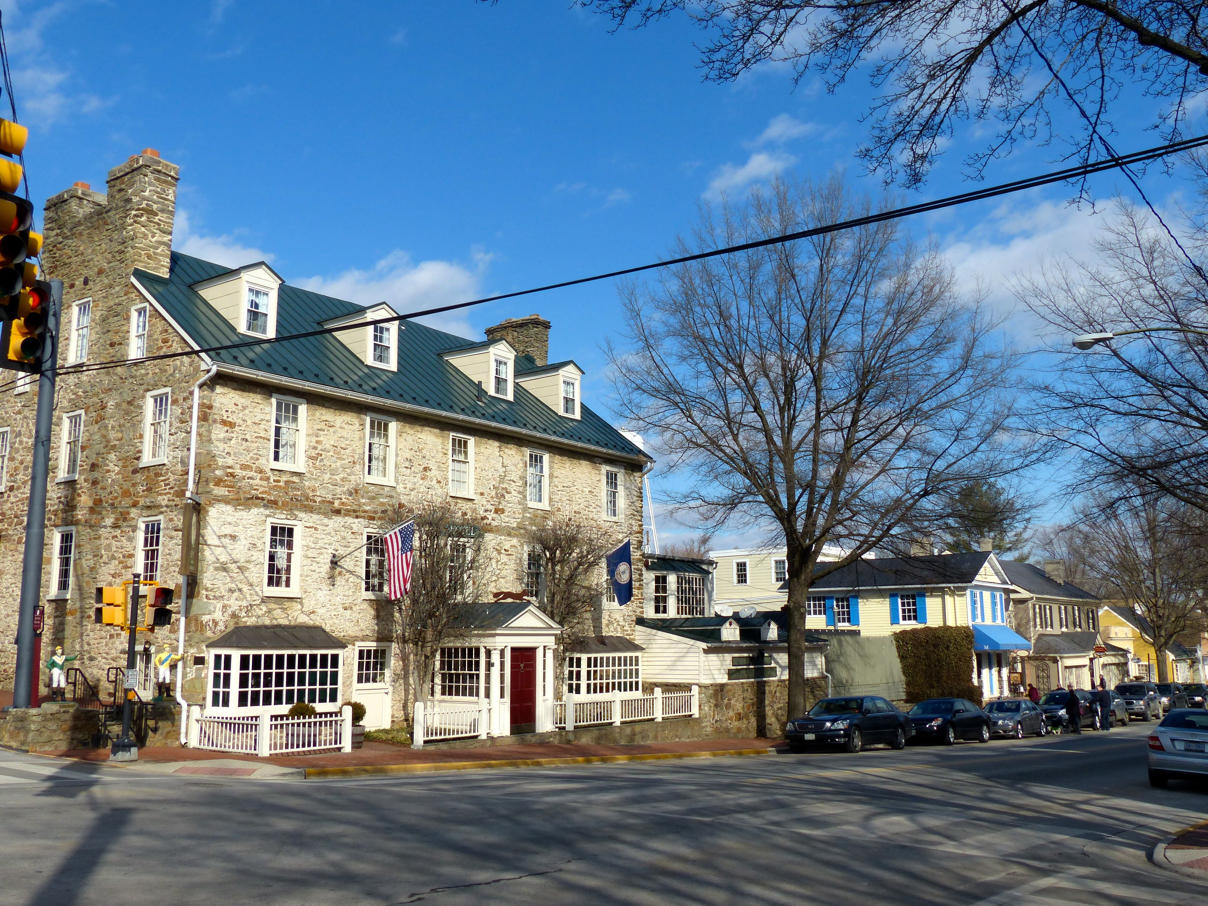 The Plains & Middleburg, Virginia – Preservation in Pink